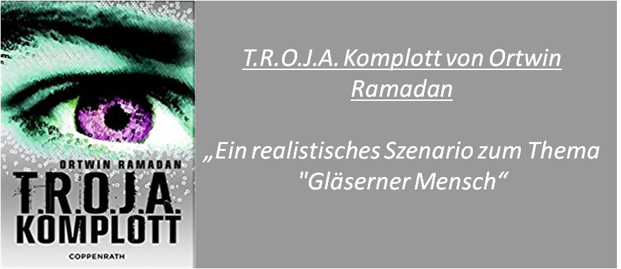Troja Komplott - Rezension