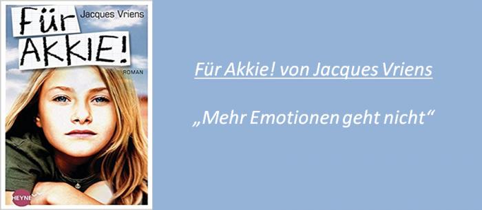 Für Akkie! - Rezension