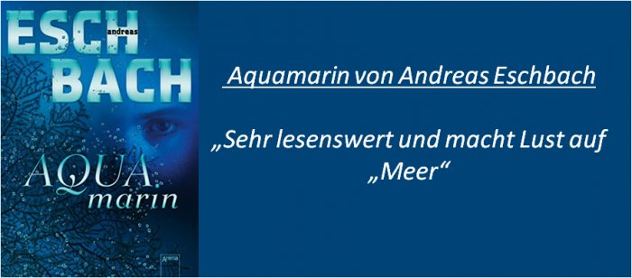 Aquamarin - Rezension