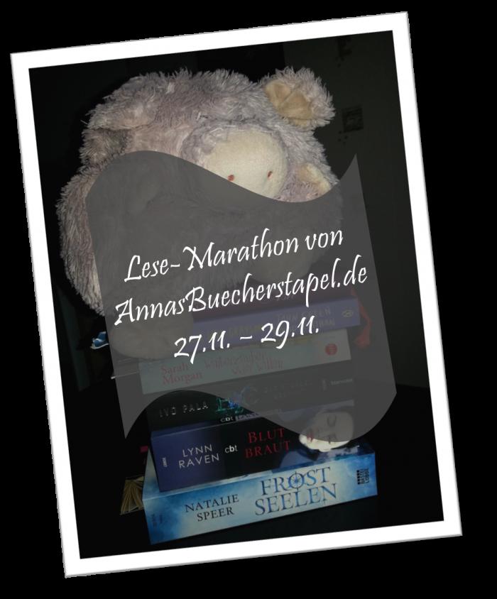 2. Lese-Marathon bei Anna