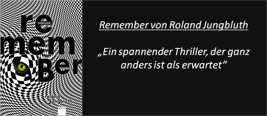 Remember - Rezension