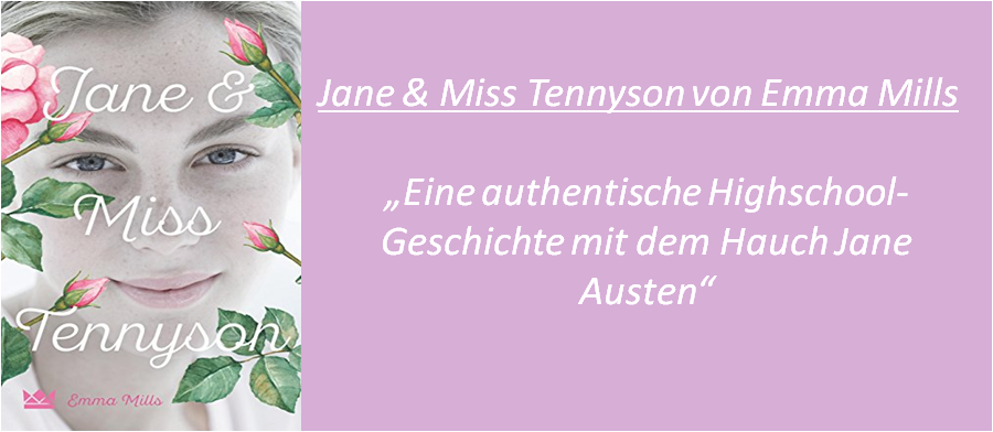 JAne & Miss Tennyson - Rezension