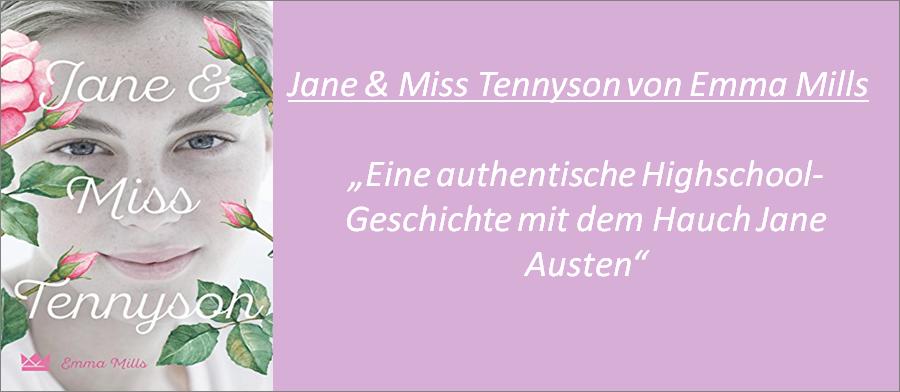 JAne & Miss Tennyson - Rezension
