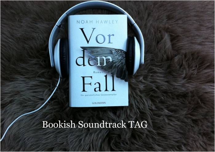 Bookish Soundtrack tag