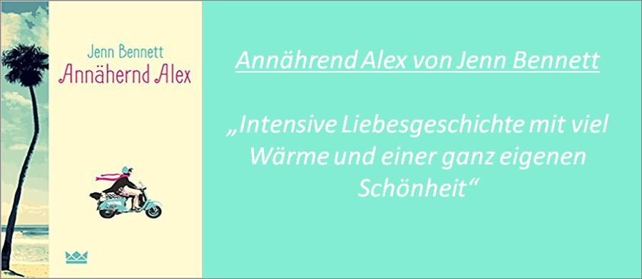 Annährend Alex - Rezension