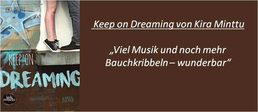 Keep on Dreaming - Rezension