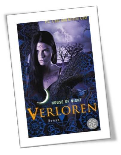 Verloren - House of Night