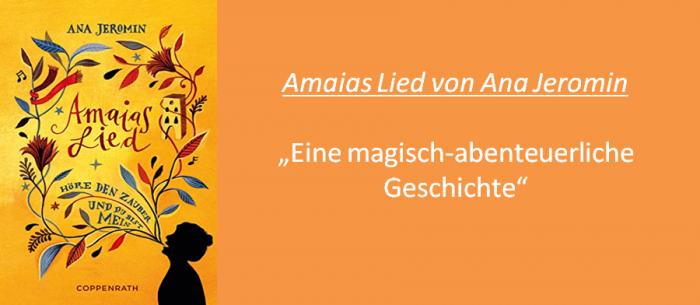 Amaias Lied - Rezension