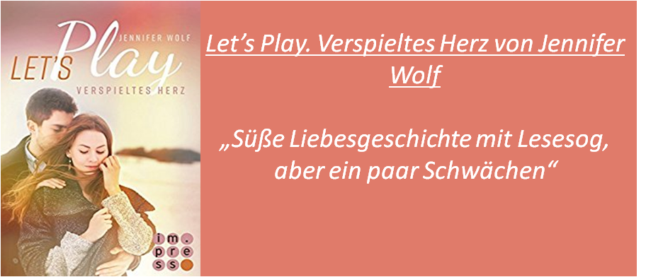 Lets Play - Rezension