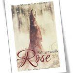 Schneeweiße Rose