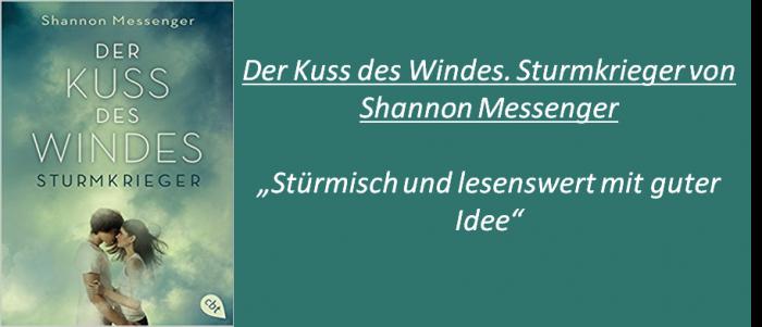 Der Kuss des Windes - Rezension