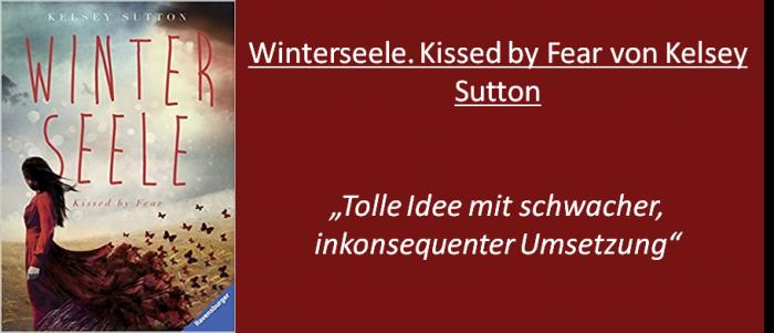 Winterseele. Kissed by Fear - Rezension