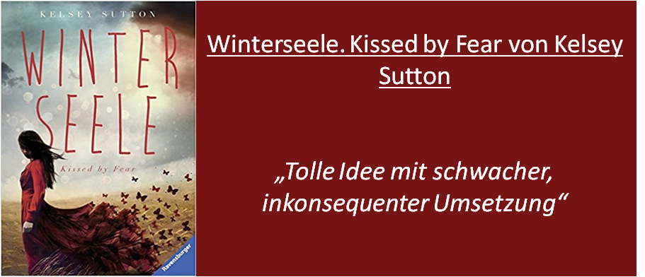 Winterseele. Kissed by Fear - Rezension