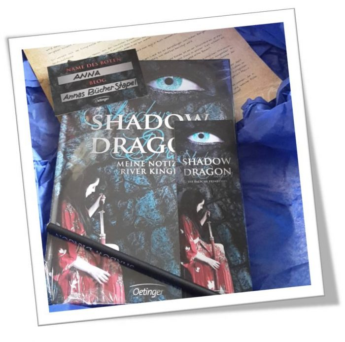 Botenbericht 1 zu Shadow Dragon