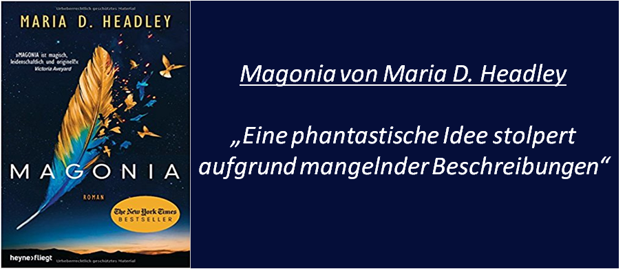 Magonia Rezension