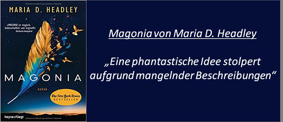 Magonia Rezension