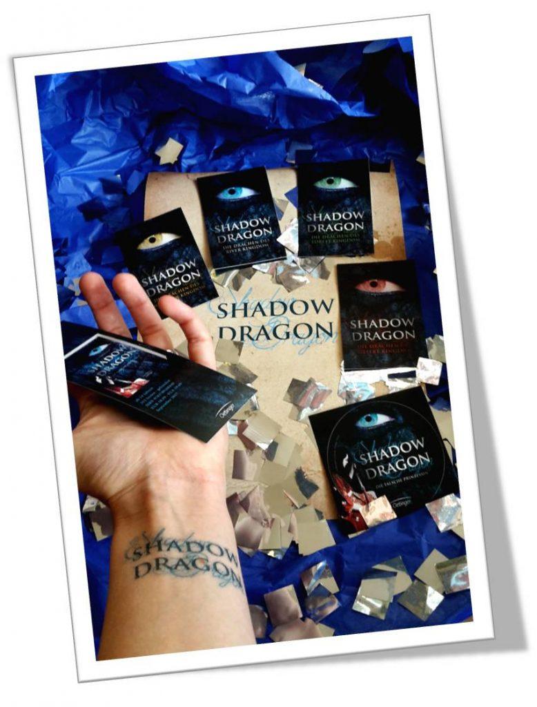 Shadow Dragon - Botenbericht 2