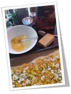 The Taste of Books - Gemüseecken - Soße machen