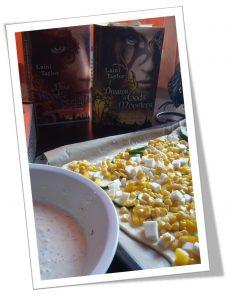 The Taste of Books - Gemüseecken - Alles ab auf den Teig