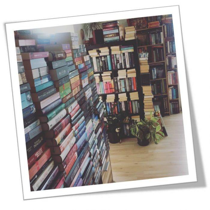 Mein Stapel ungelesener Bücher - Jahresrückblick 2017