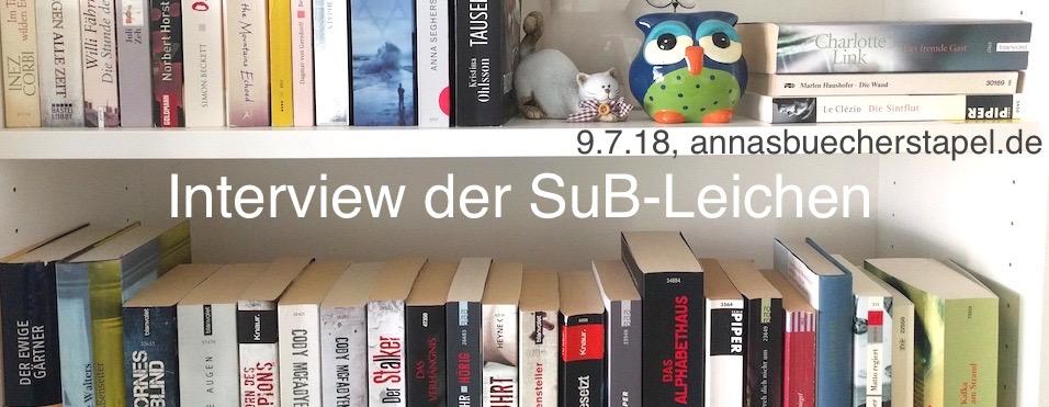Interview der SuB-Leichen
