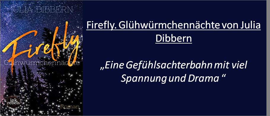 Firefly. Glühwürmchennächte - Rezension