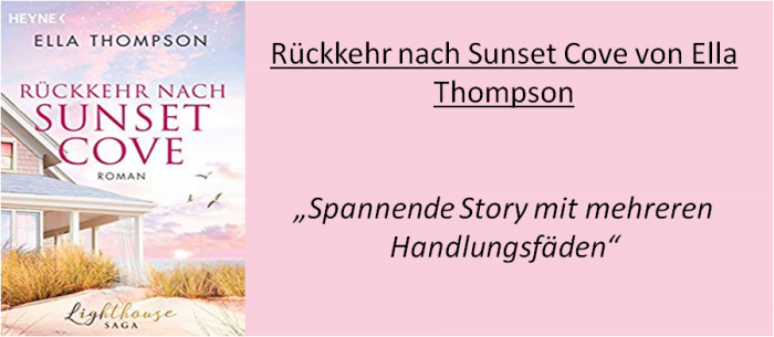Rückkehr nach Sunset Cove - Rezension