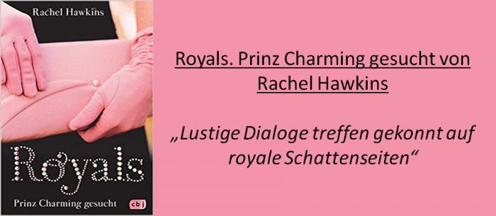 Royals. Prinz Charming gesucht - Rezension