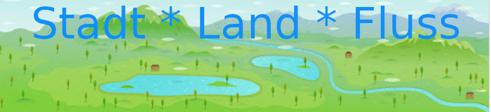 Challenge Stadt Land Fluss Banner