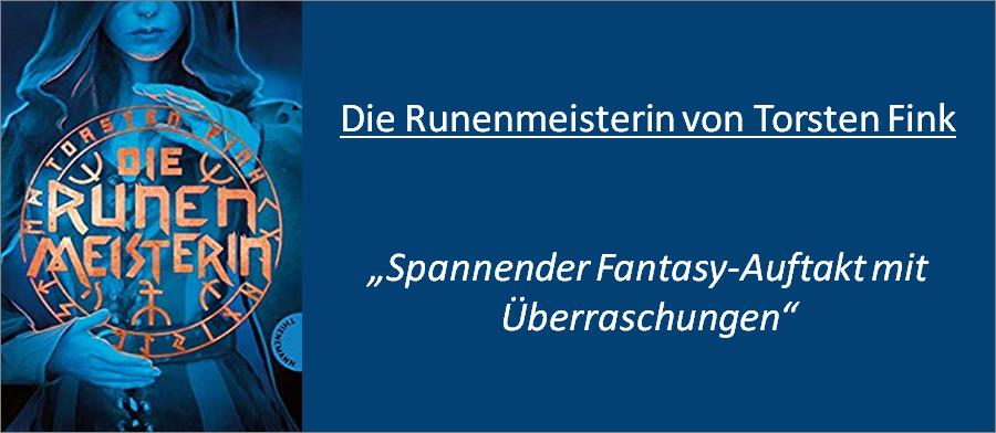 Die Runenmeisterin - Rezension