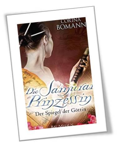 Die Samurai-Prinzessin - Der Spiegel der Göttin