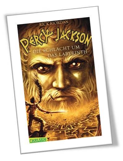 Percy Jackson. Die Schlacht um das Labyrinth