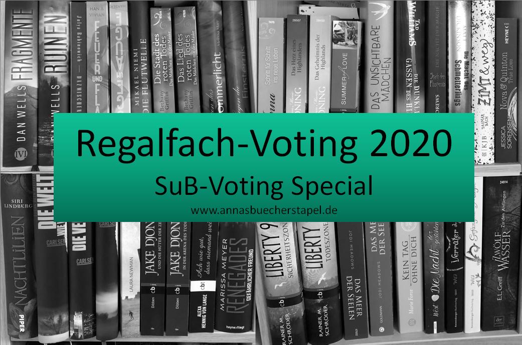 Regalfach-Voting 2020 - Banner