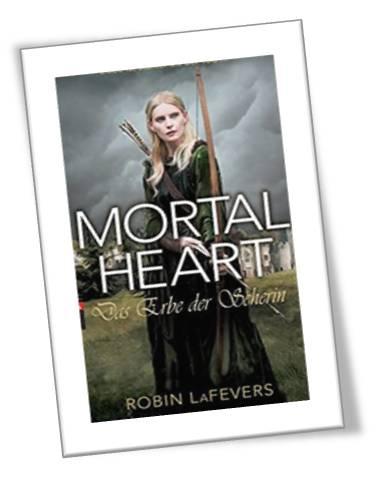 Mortal Heart. Das Erbe der Seherin